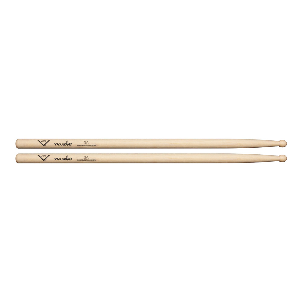 VATER <br> Drumstick Nude Fatback 3A ヌードファットバック3A VHN3AW
