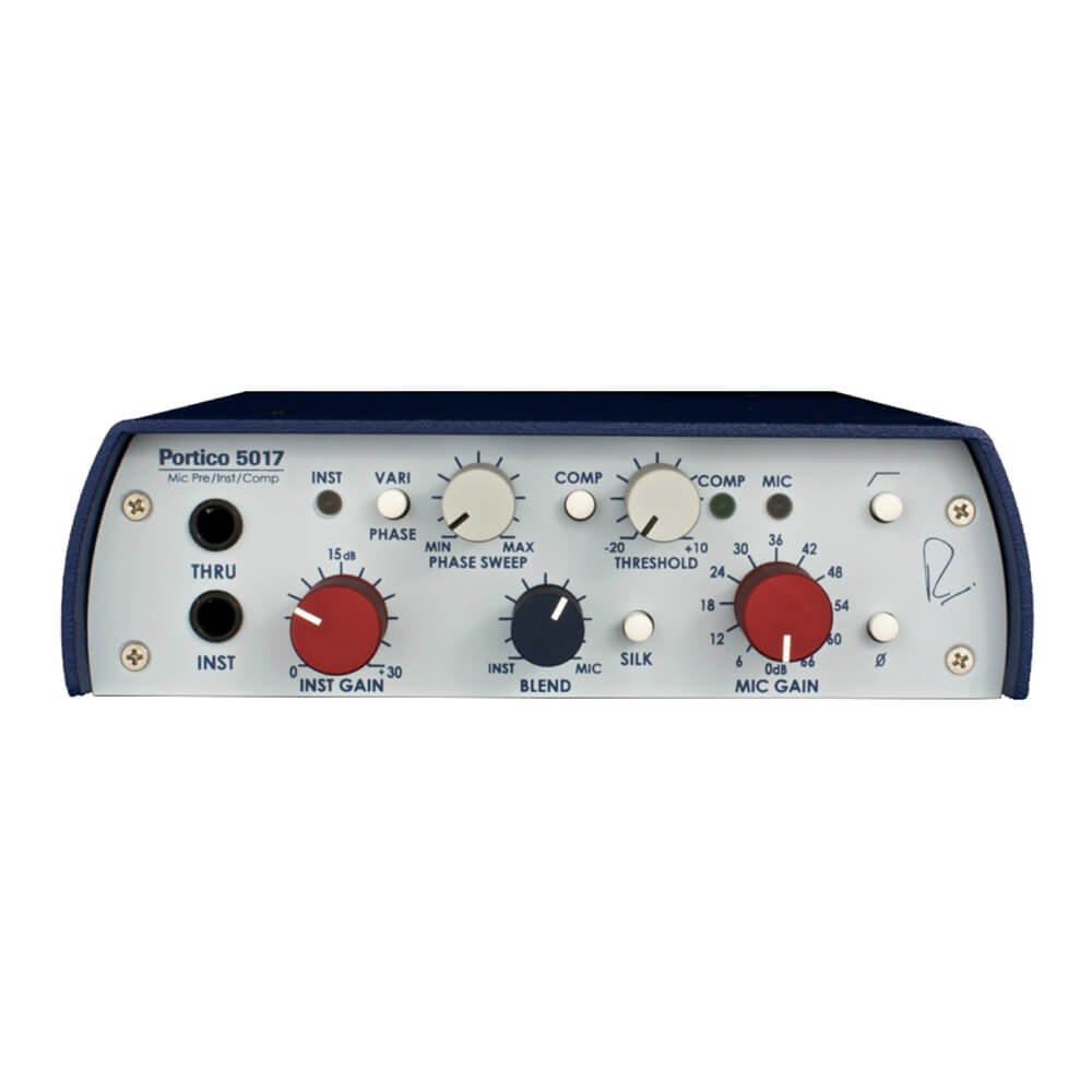 Rupert Neve Designs <br>Portico 5017 Mobile DI/Pre/Comp with Variphase