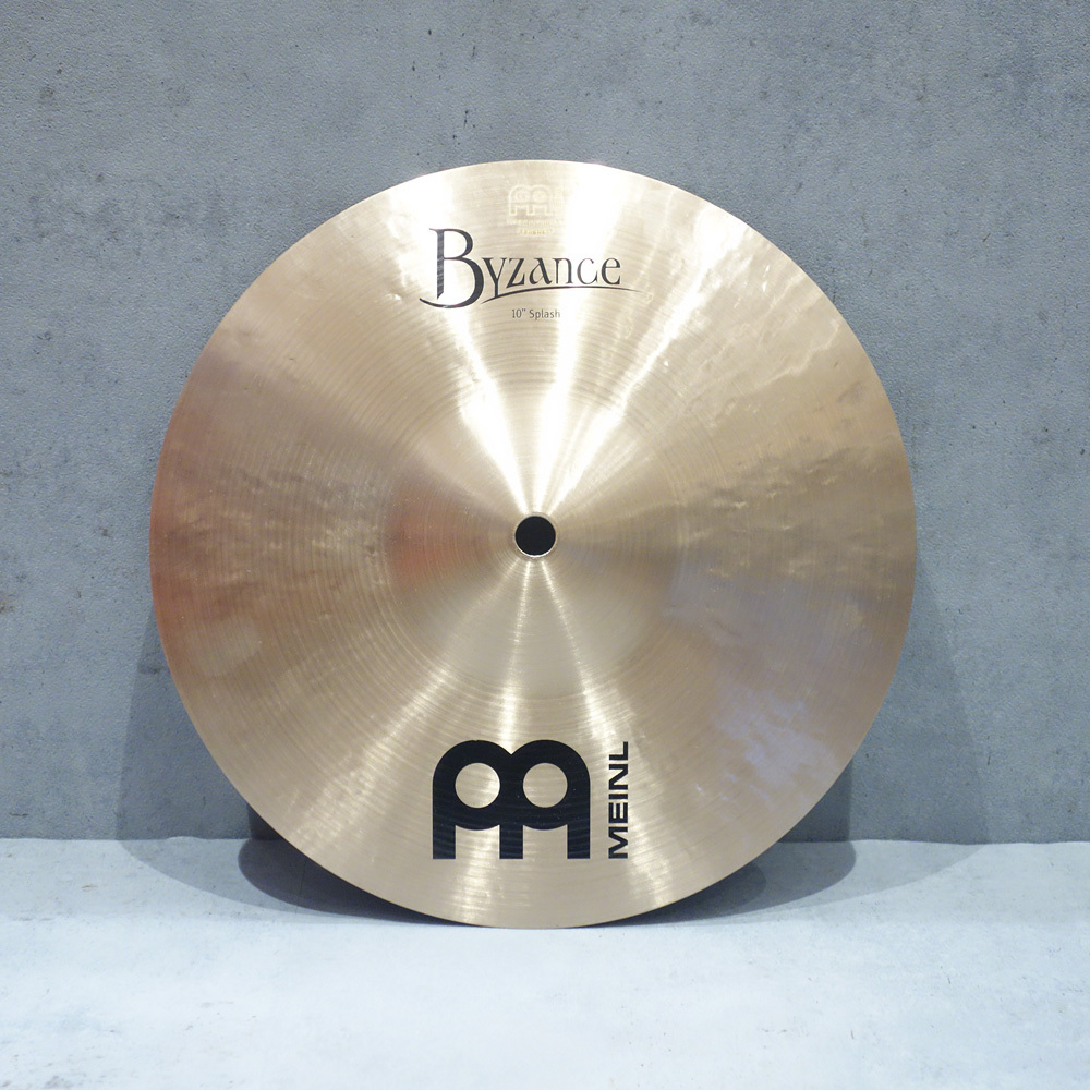Meinl <br> Byzance Traditional Splash 10