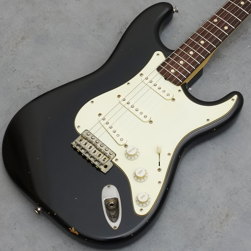 Fullertone Guitars <br>STROKE 60 Soft Rusted Black #1912353