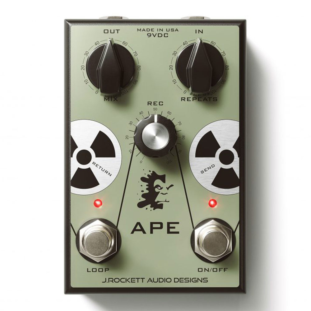 J.Rockett Audio Designs <br>APE Analog Preamp Experiment