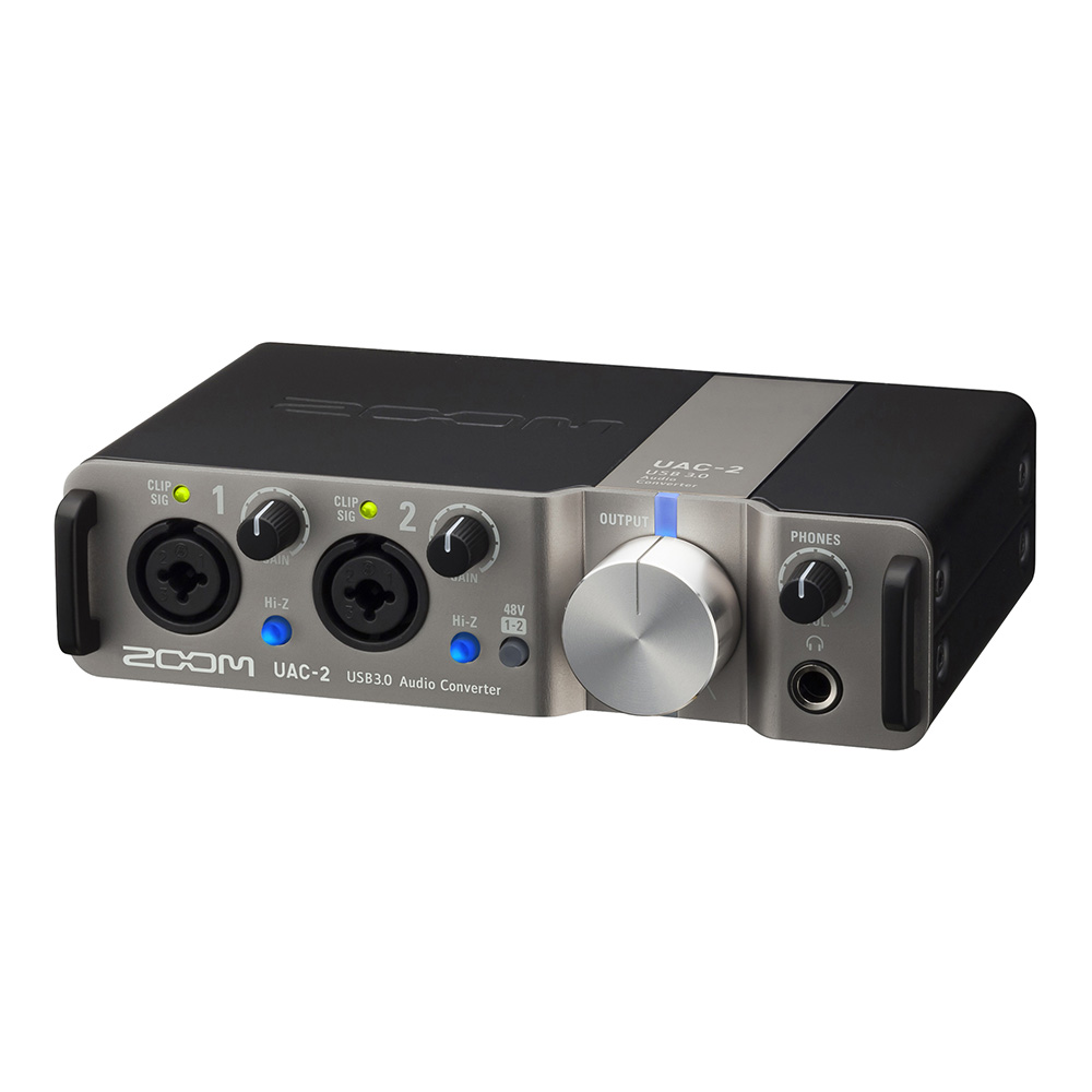 ZOOM <br>UAC-2 USB 3.0 Audio Converter