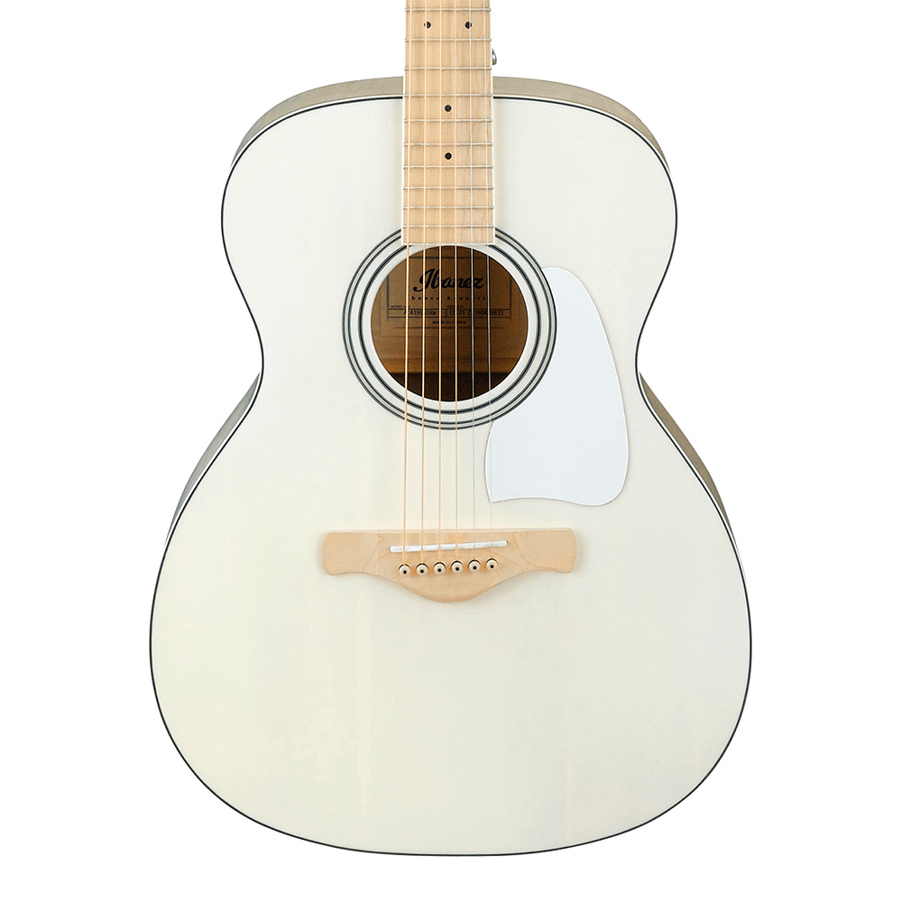 Ibanez <br>ARTWOOD Traditional Acoustic Electric AC419E OAW Open Pore Antique White