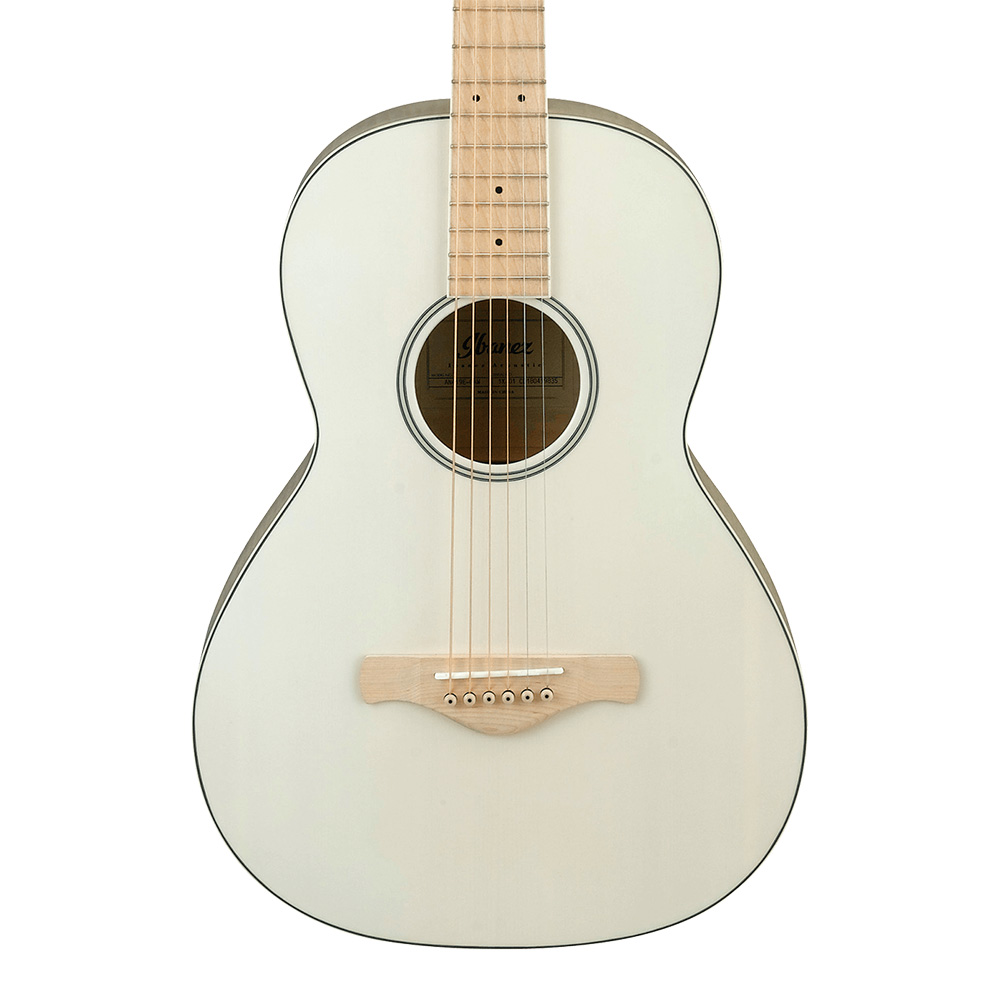 Ibanez <br>ARTWOOD Traditional Acoustic Electric AN419E OAW Open Pore Antique White