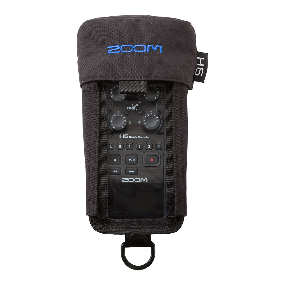 ZOOM <br>PCH-6 Protective Case for H6
