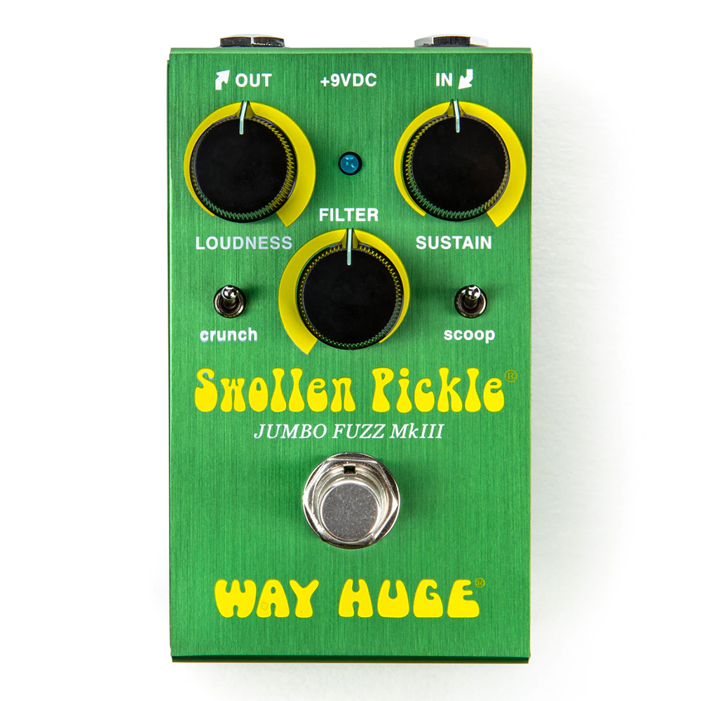 WAY HUGE <br>WM41 SMALLS SWOLLEN PICKLE FUZZ