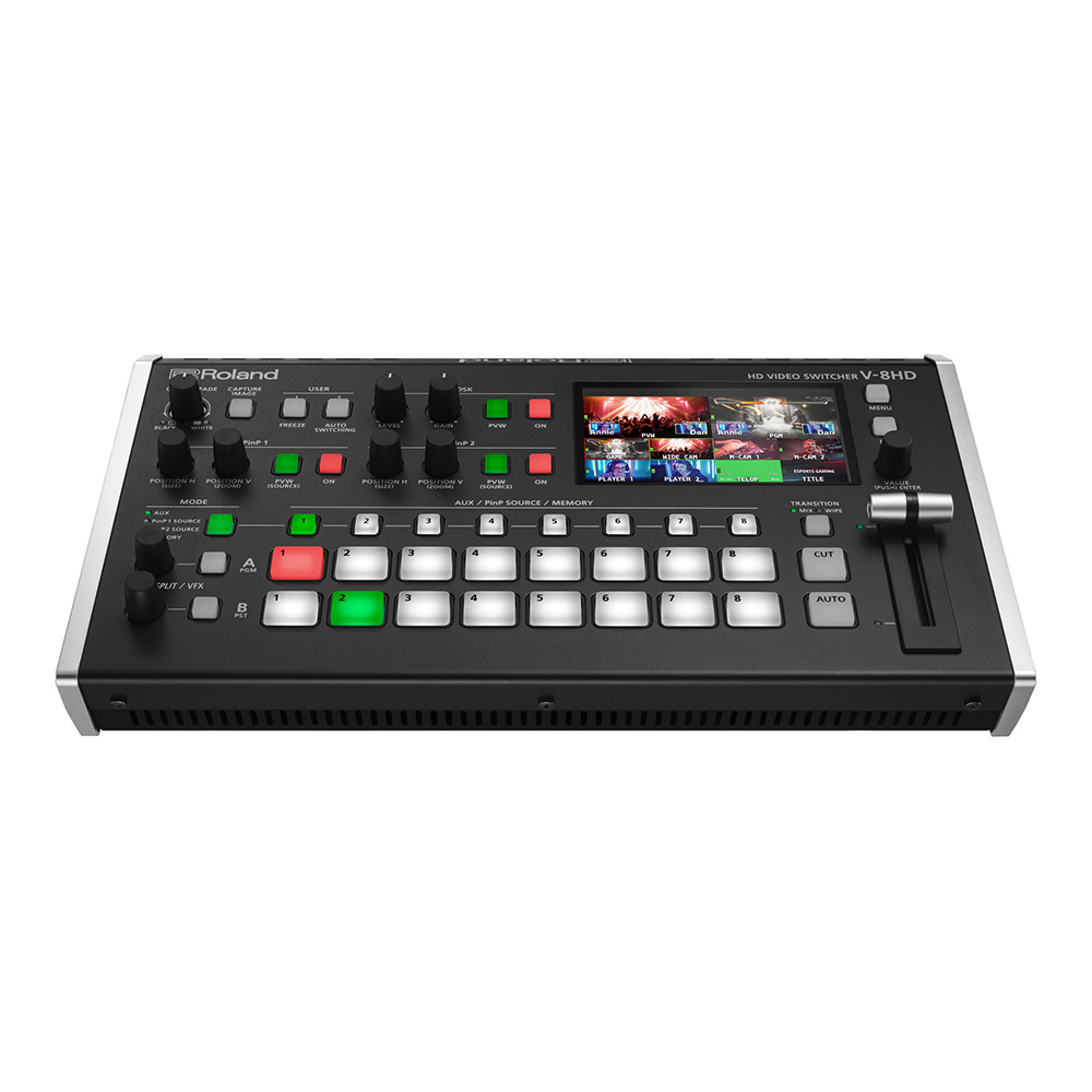 Roland <br>V-8HD HD Video Switcher