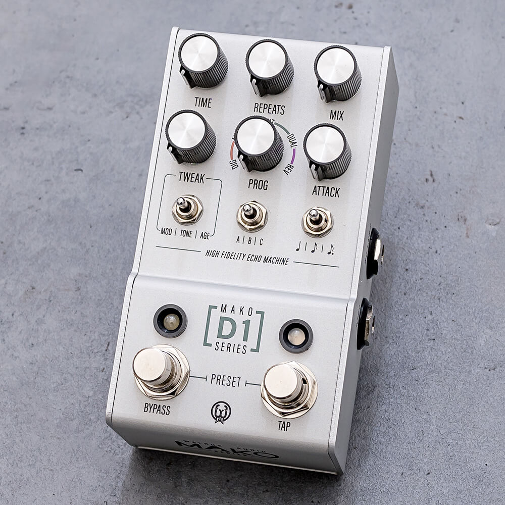 WALRUS AUDIO <br>D1 High-Fidelity Stereo Delay