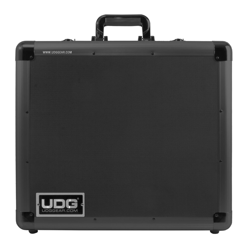 UDG <br>ULTIMATE PICKFOAM FLIGHT CASE TURNTABLE [U93016BL]