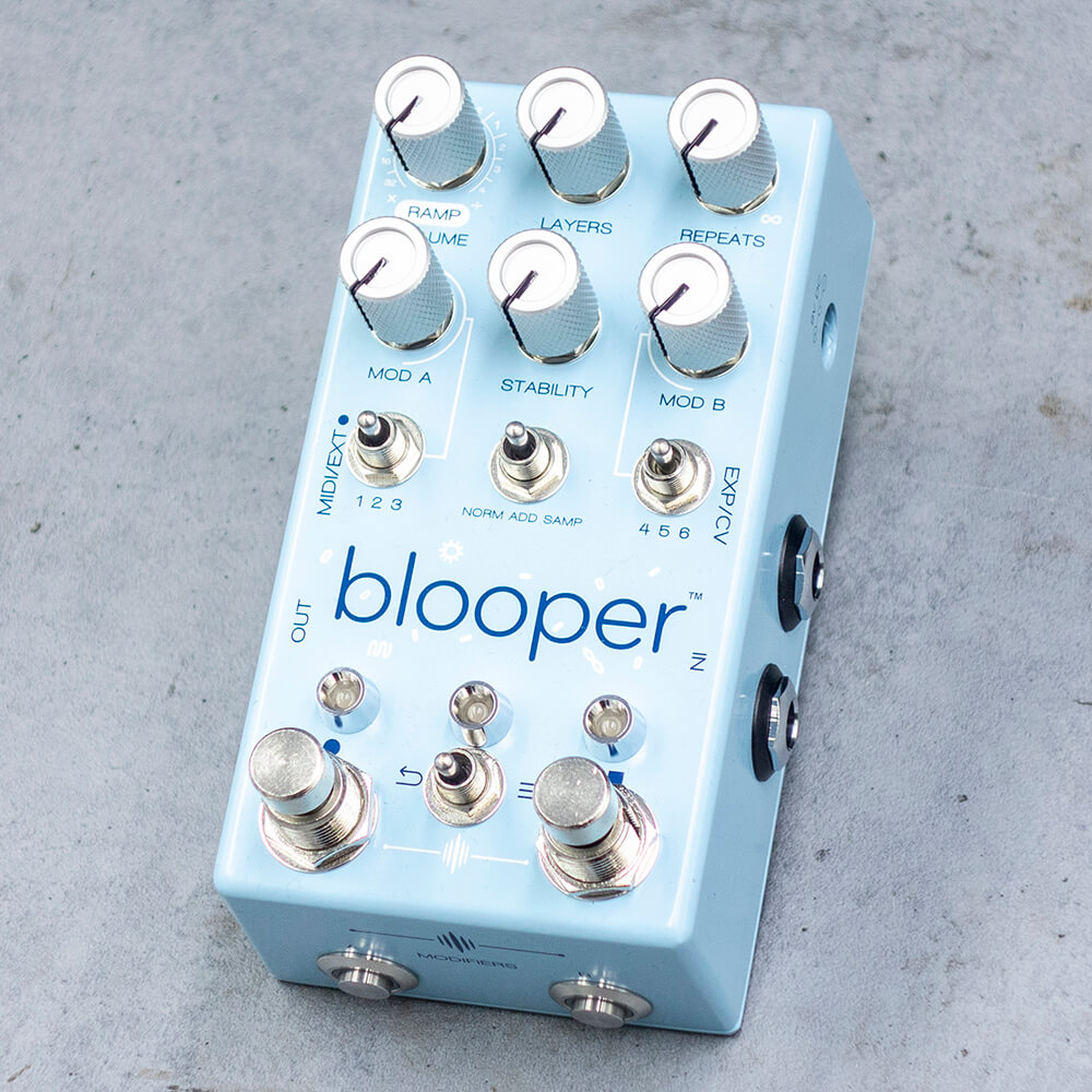 CHASE BLISS AUDIO <br>blooper