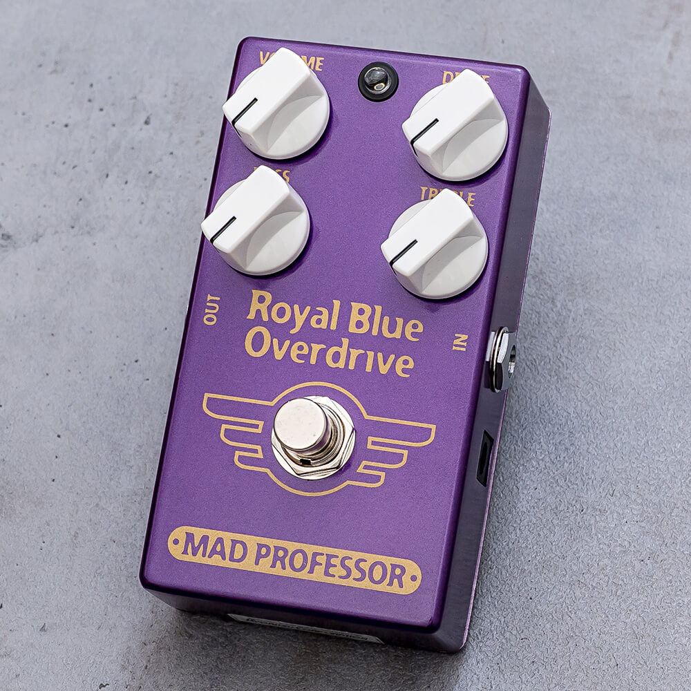 MAD PROFESSOR <br>Royal Blue Overdrive FAC
