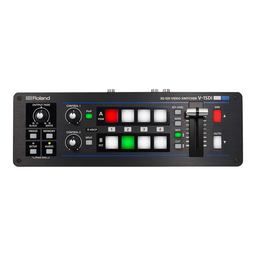Roland <br>V-1SDI 3G-SDI VIDEO SWITCHER