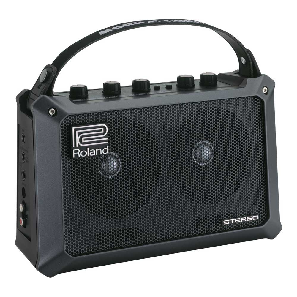 Roland <br>MOBILE CUBE Battery-Powered Stereo Amplifier [MB-CUBE]