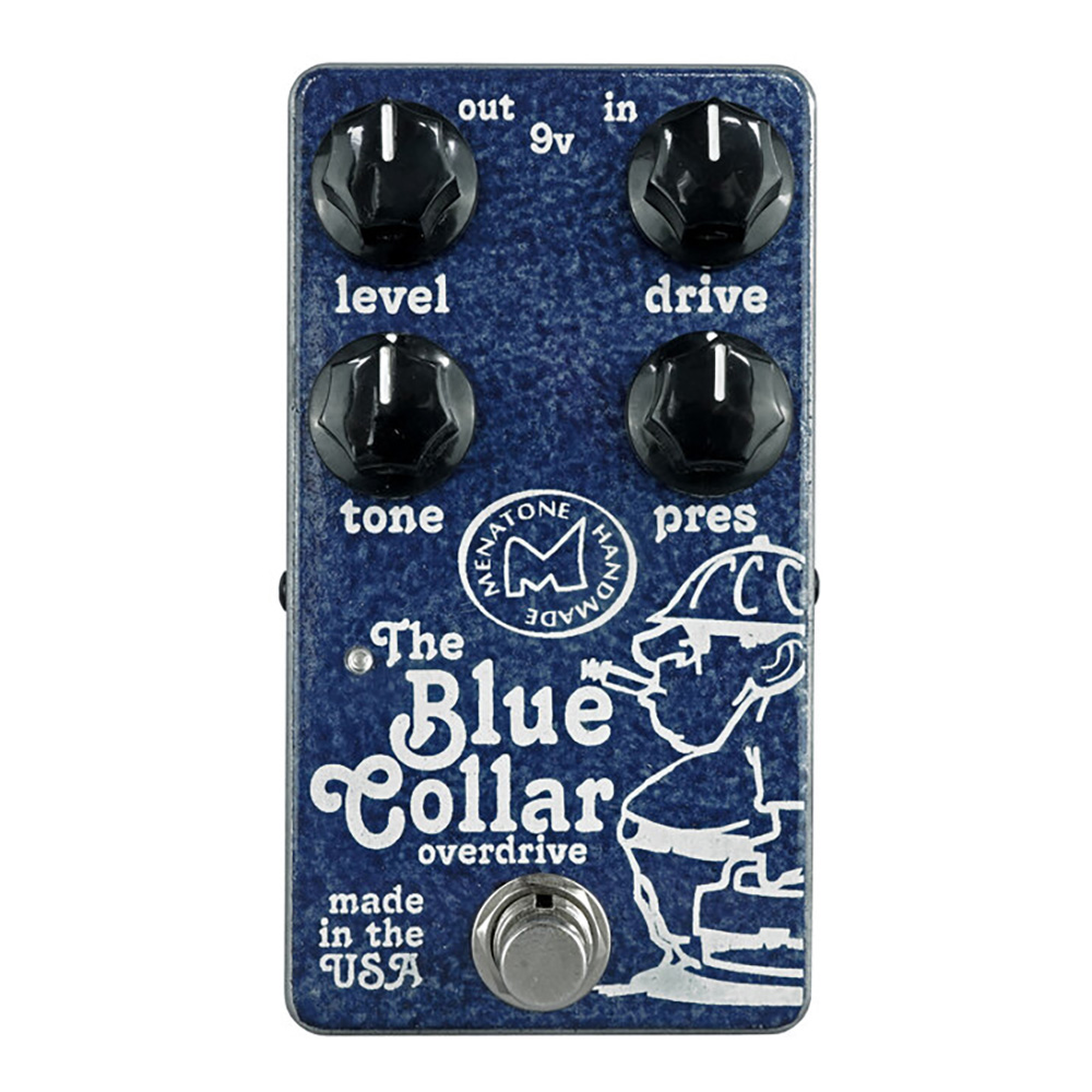 Menatone <br>Custom Shop Blue Collar PTP