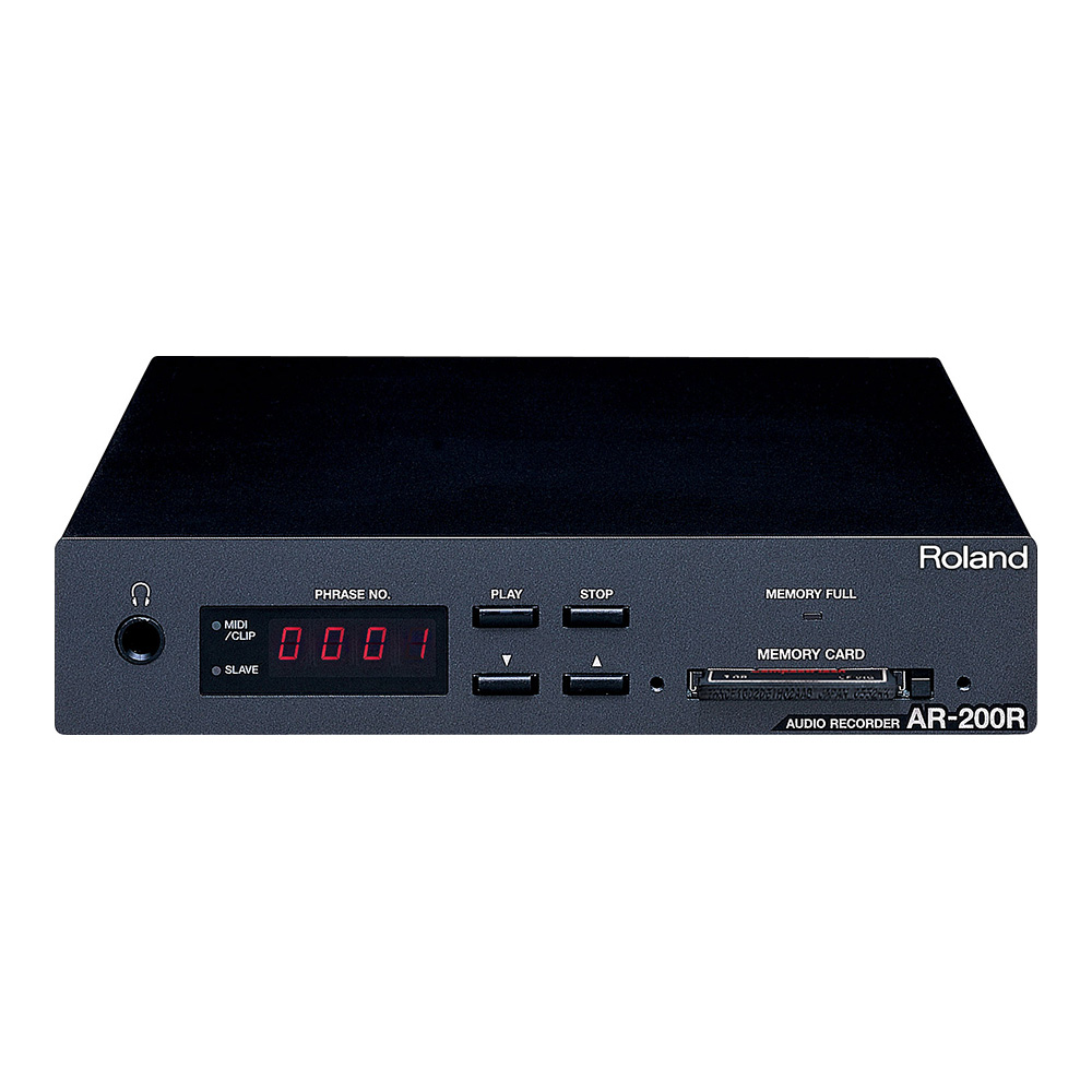 Roland <br>AR-200R Audio Recorder