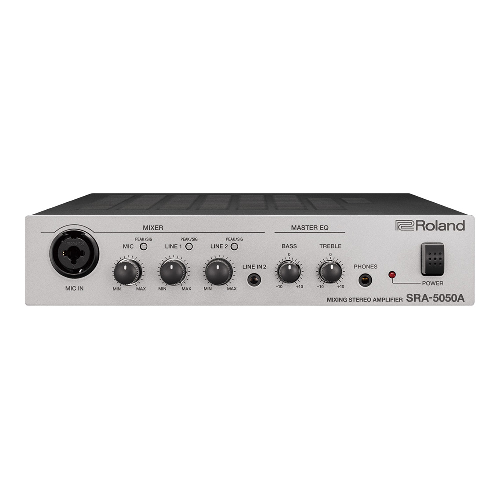 Roland <br>SRA-5050A Mixing Stereo Amplifier