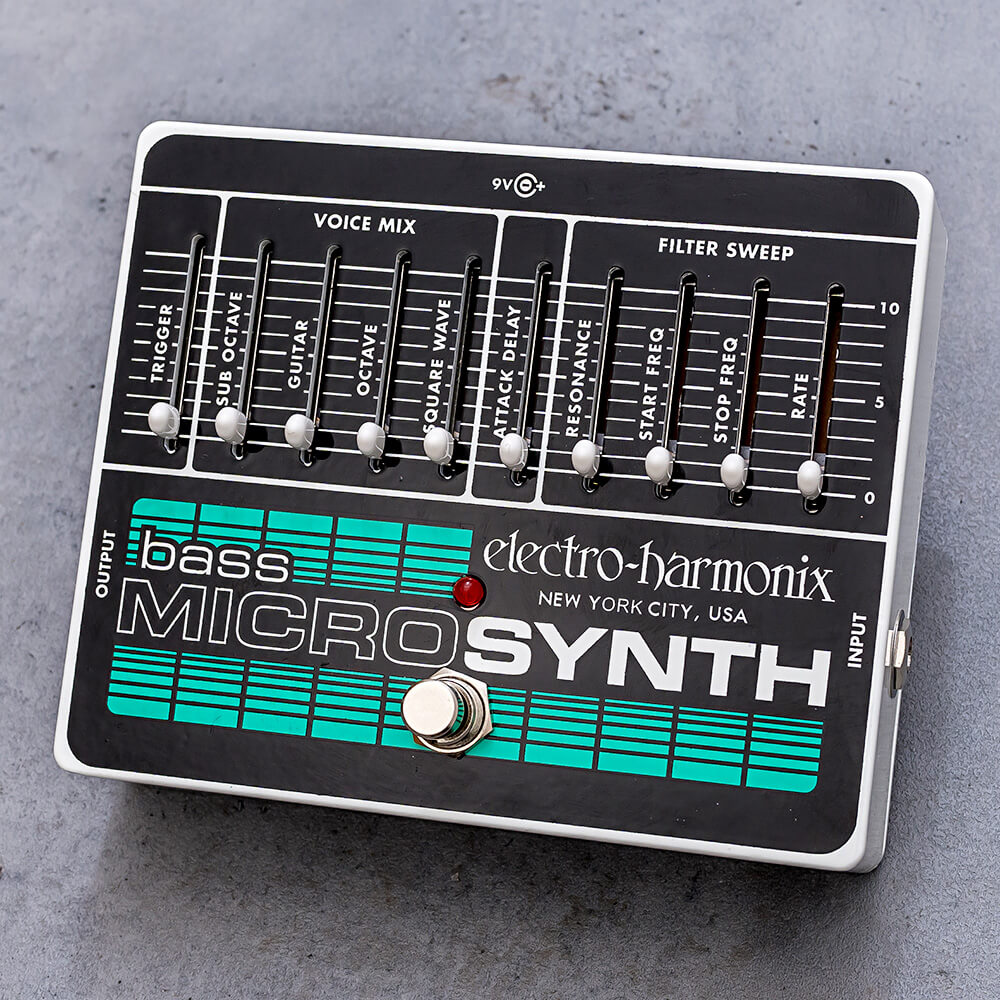 Electro-Harmonix <br>Bass Micro Synthesizer