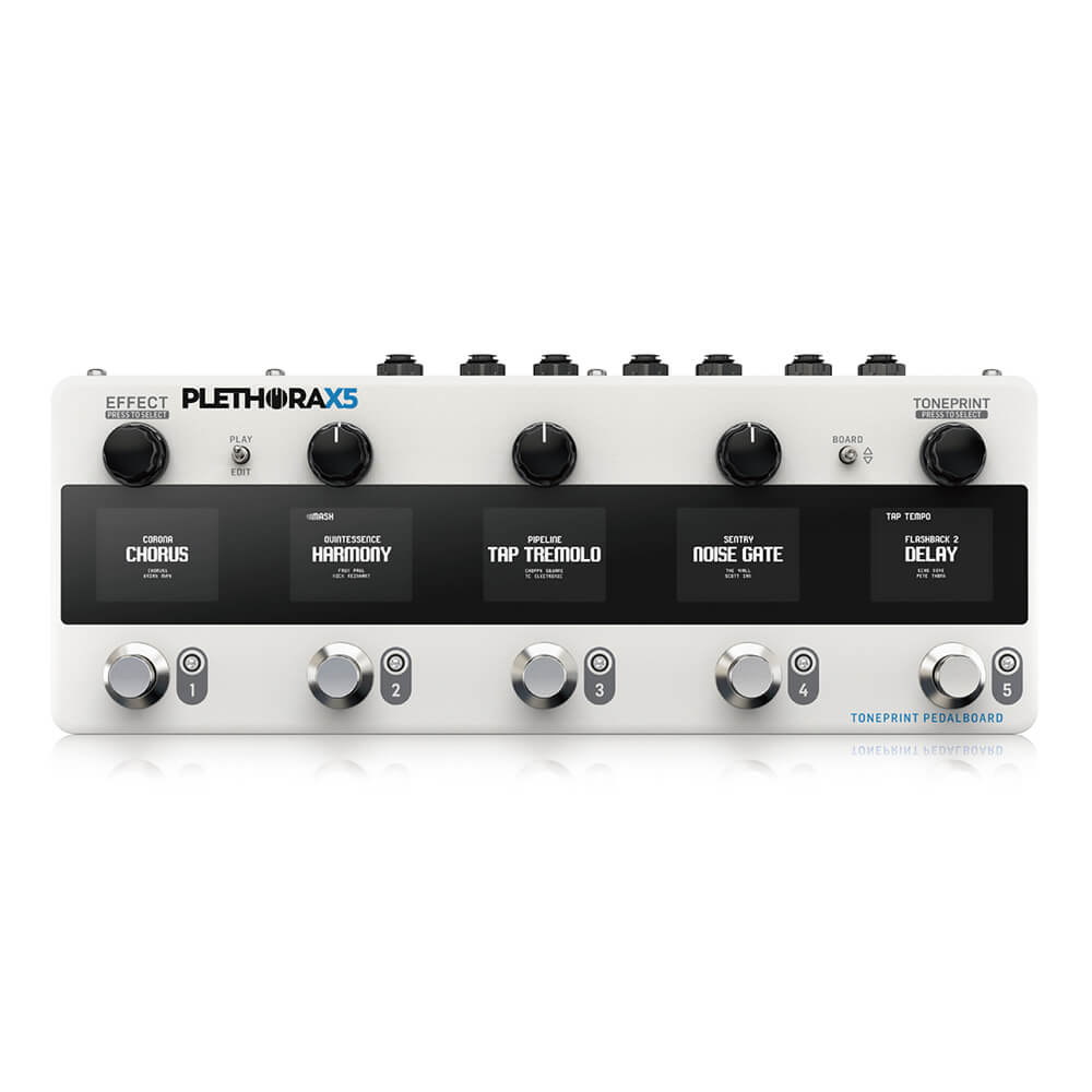 tc electronic <br>PLETHORA X5