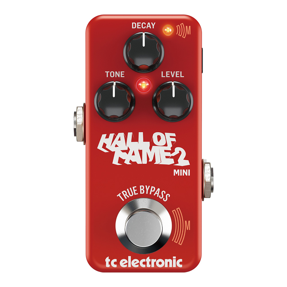 tc electronic <br>HALL OF FAME 2 MINI