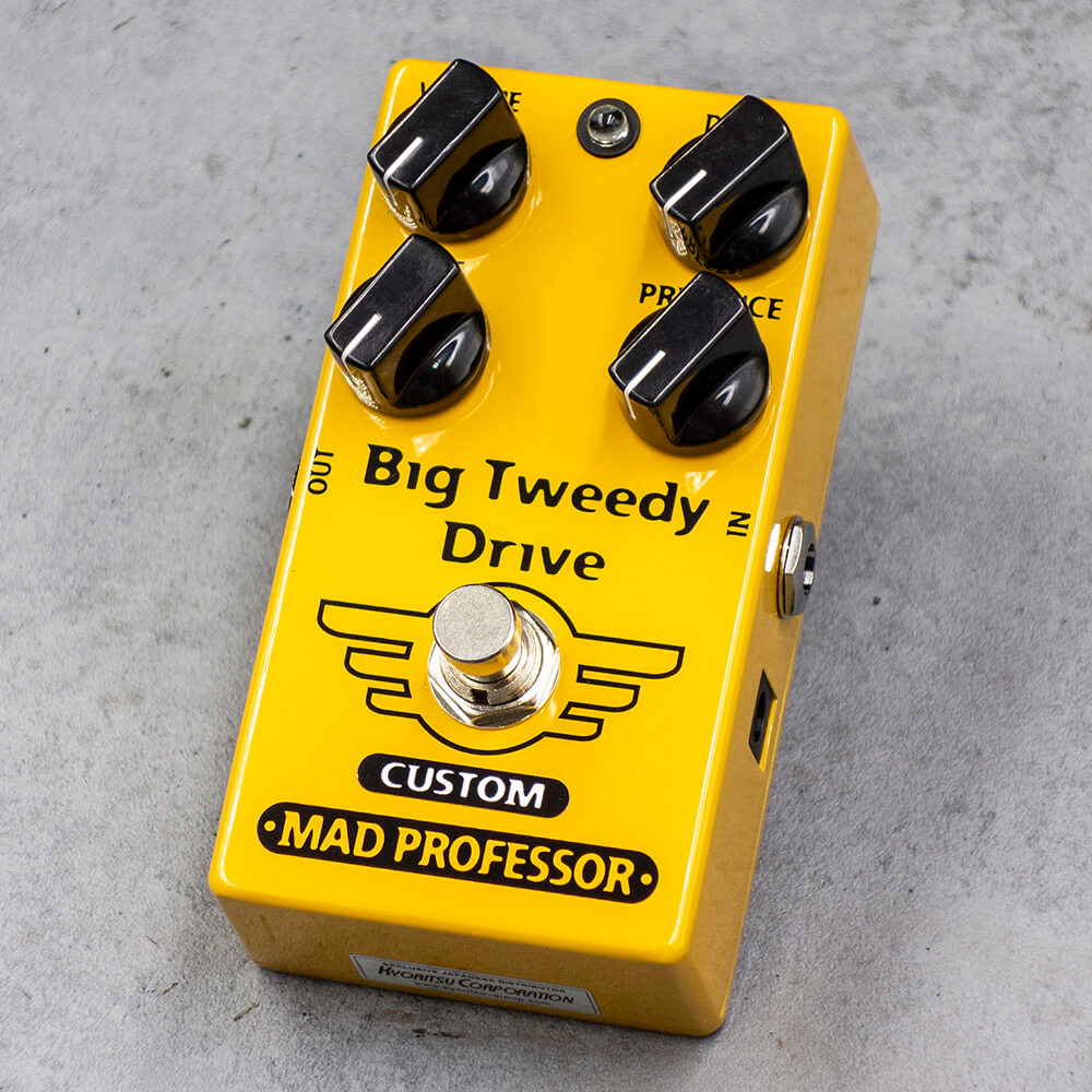 "MAD PROFESSOR <br>Big Tweedy Drive ""Super Tweed"" MOD"