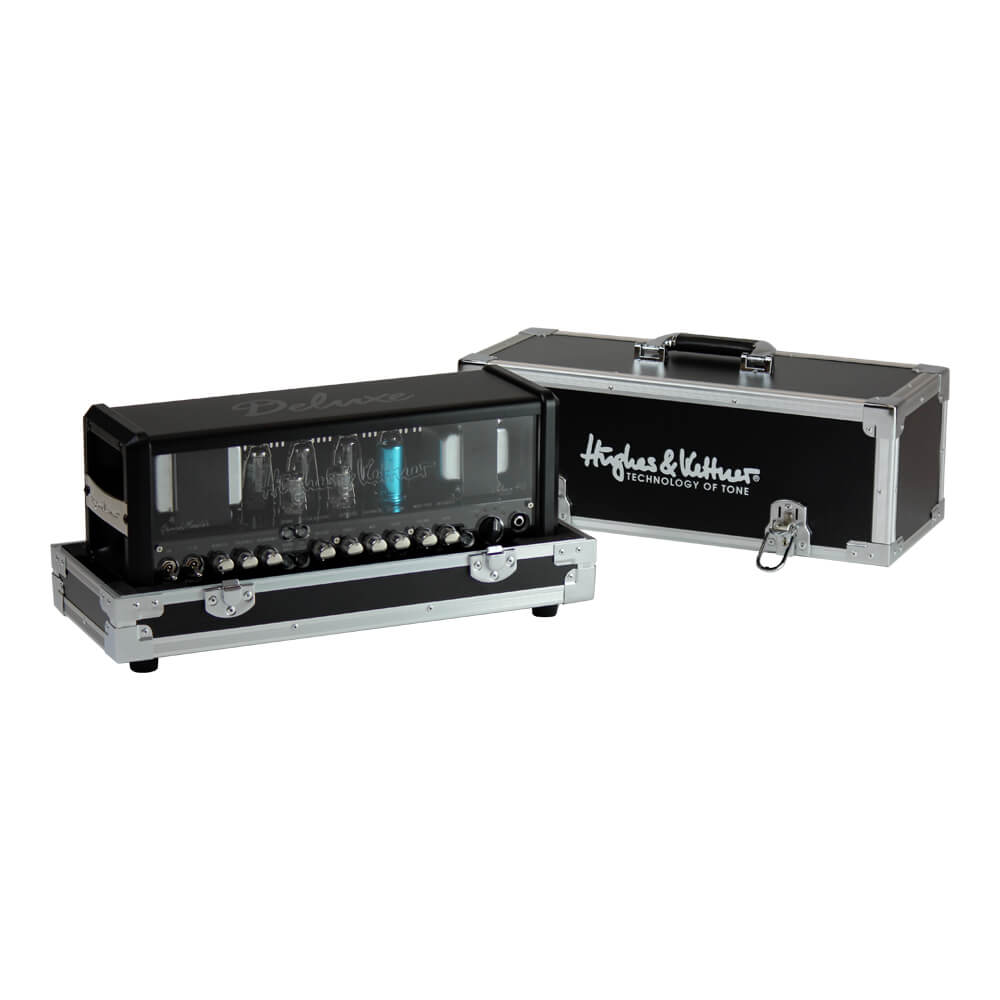 Hughes & Kettner <br>GrandMeister Deluxe 40 ロゴ入り特製ハードケース付 [HUK-GM40DX/HHC]