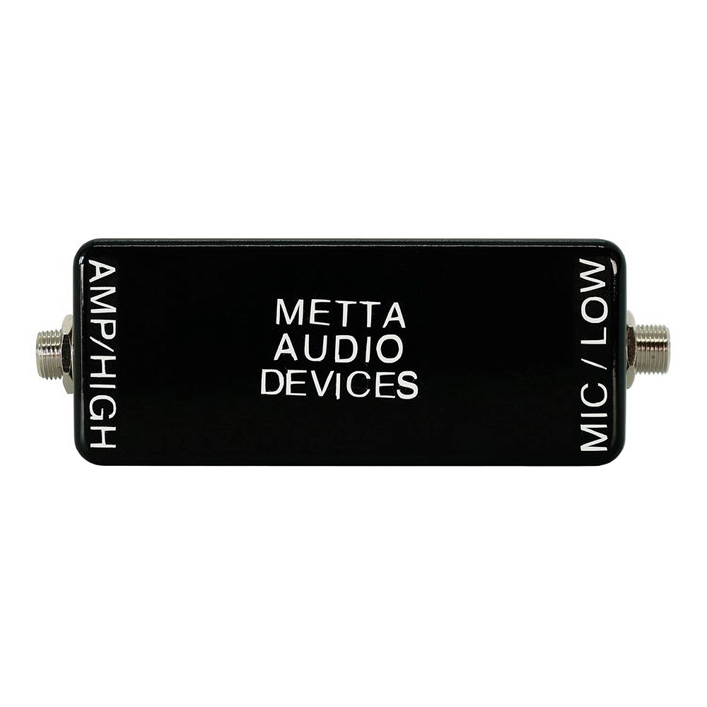 METTA AUDIO DEVICES <br>MICROPHONE TO AMP