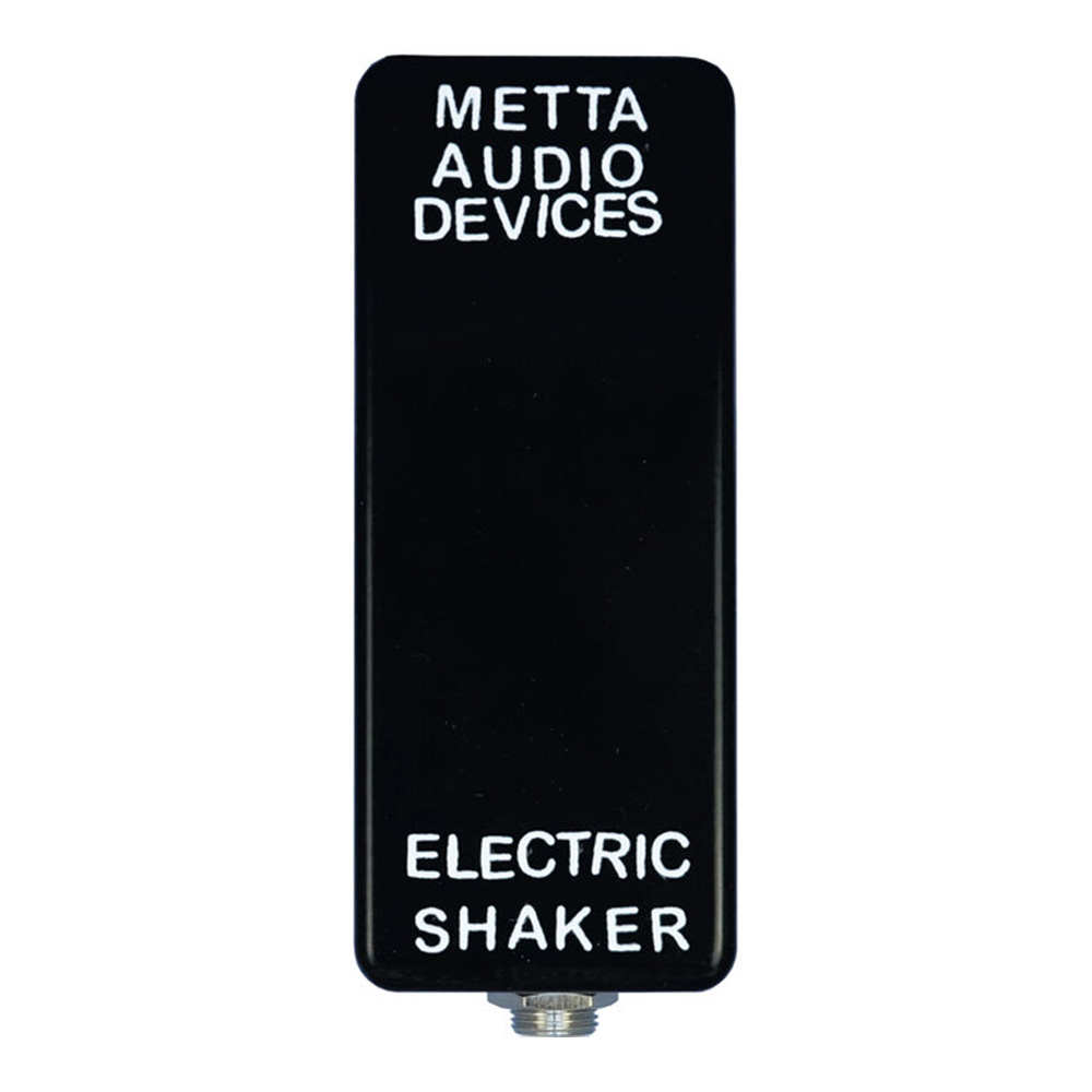 METTA AUDIO DEVICES <br>ELECTRIC SHAKER