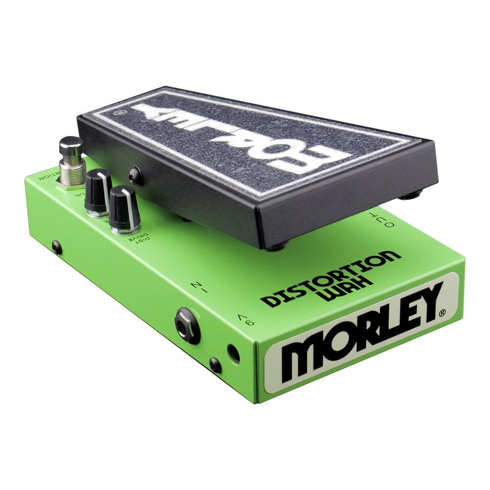 MORLEY <br>20/20 Distortion Wah [MTPDW]