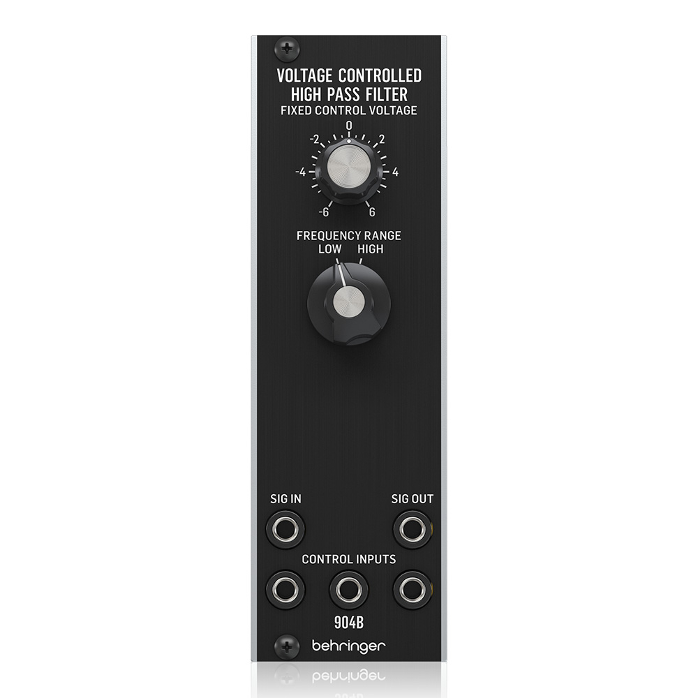 BEHRINGER <br>904B VOLTAGE CONTROLLED HIGH PASS FILTER