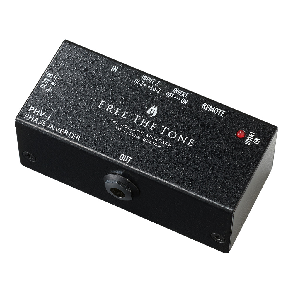 Free The Tone <br>PHV-1 PHASE INVERTER