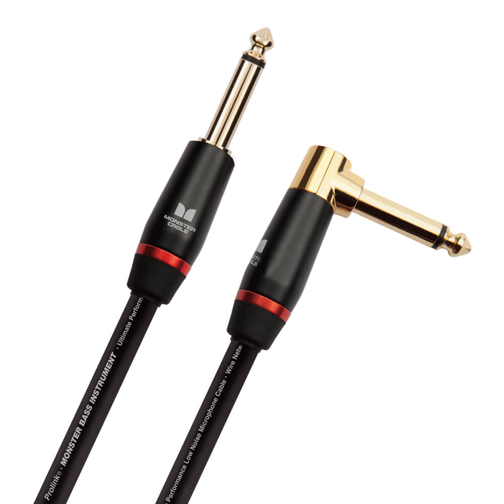 MONSTER CABLE <br>M BASS2-21A [6.4m]