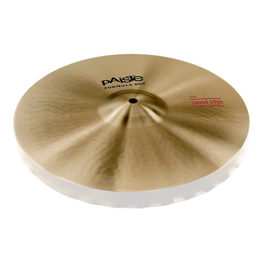 PAiSTe <br>Formula 602 Classic Sound Edge Hi-Hat Top 15""