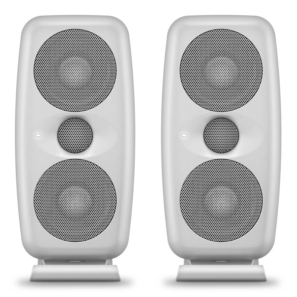 IK Multimedia <br>iLoud MTM White (Pair)
