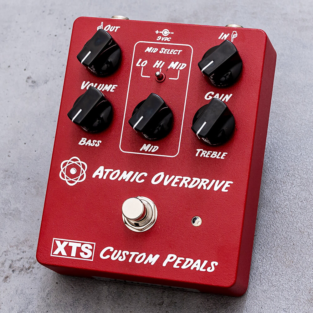 XAct Tone Solutions (XTS) <br>Atomic Overdrive