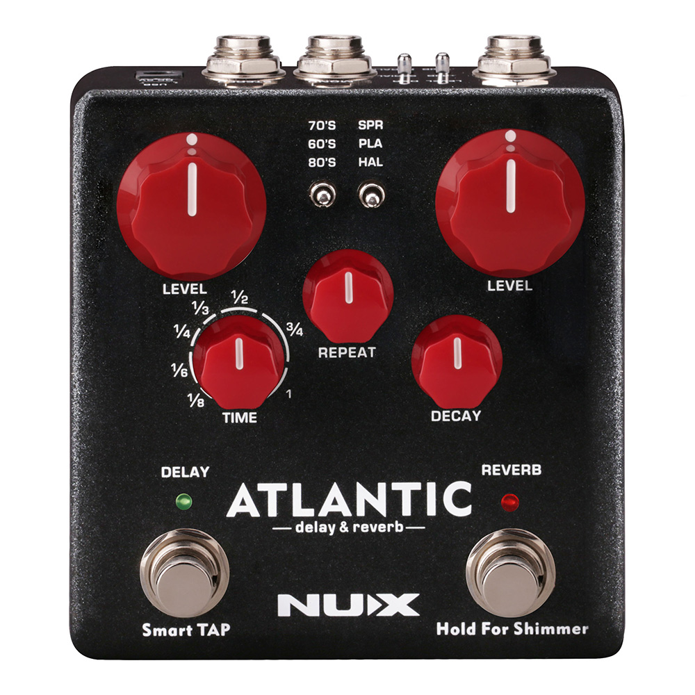 NUX <br>Atlantic