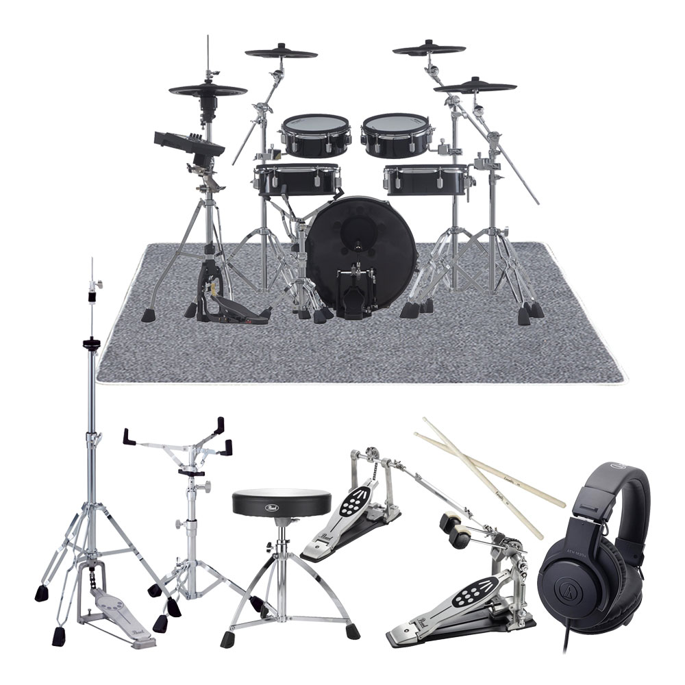 Roland <br>V-Drums Acoustic Design Series VAD306 ツインフルオプションセット