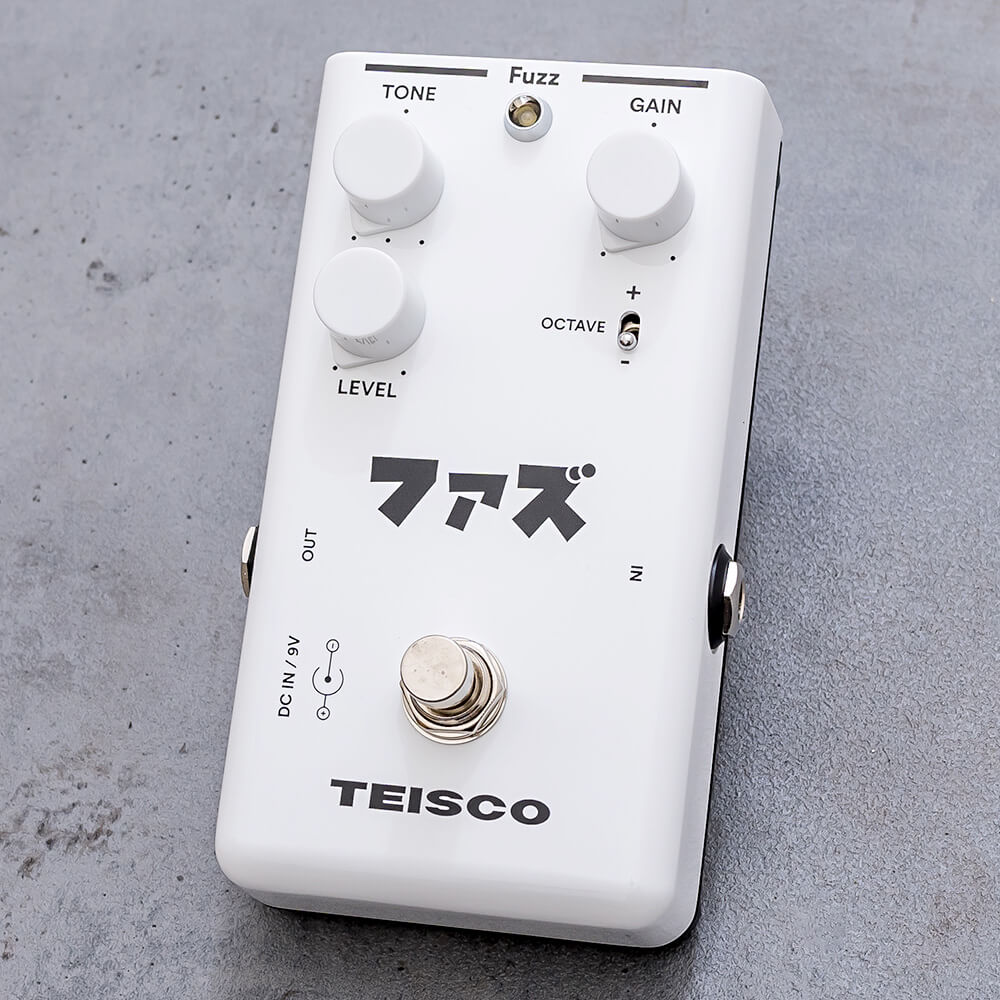 TEISCO <br>ファズ [Fuzz Pedal]