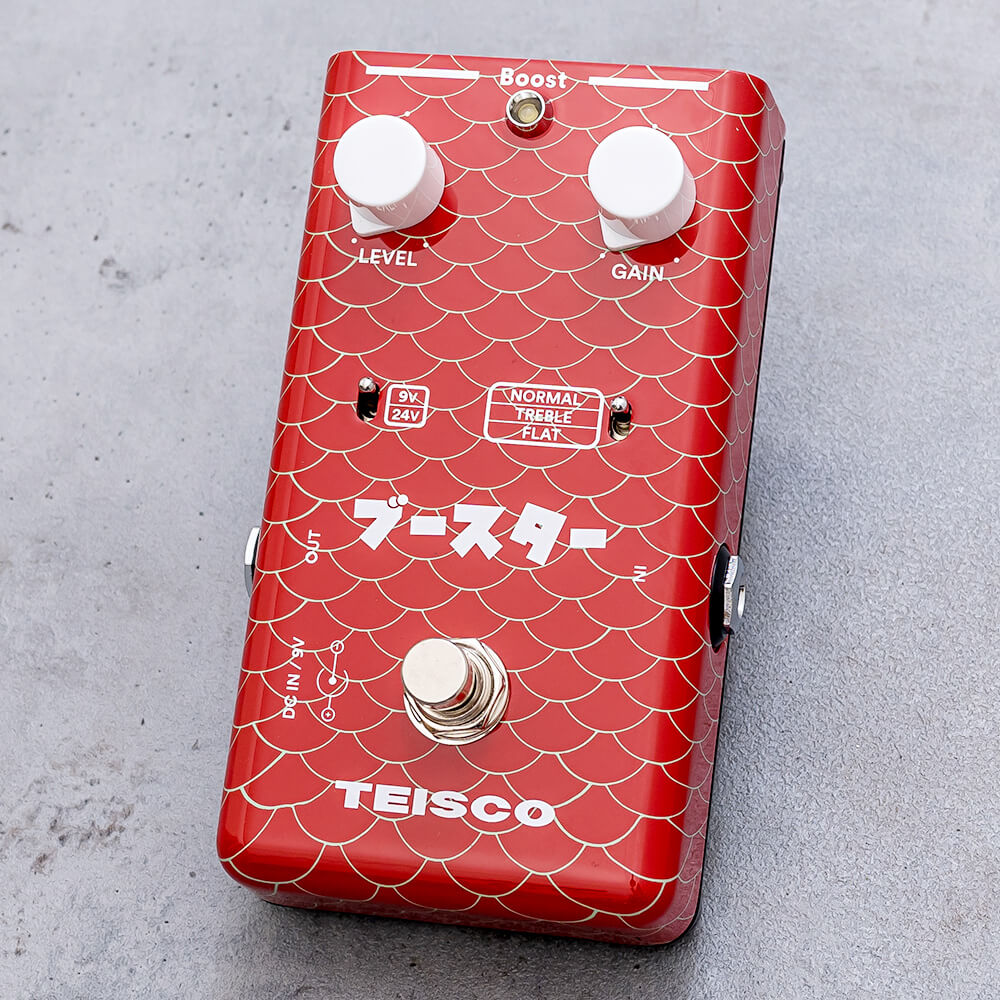 TEISCO <br>ブースター [Boost Pedal]