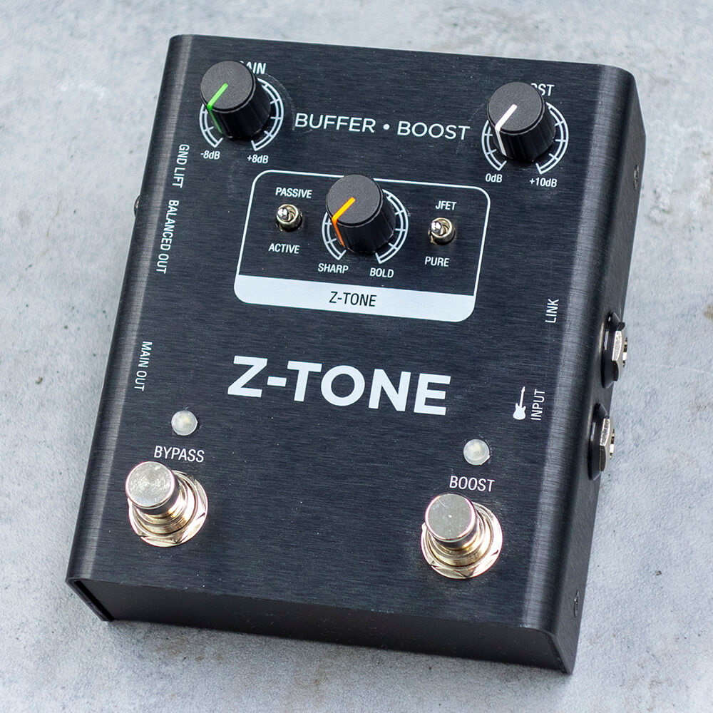 IK Multimedia <br>Z-TONE Buffer Boost
