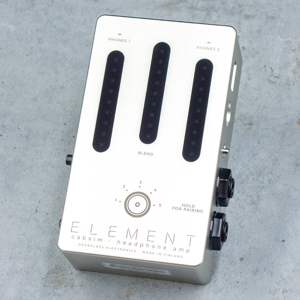 Darkglass Electronics <br>ELEMENT