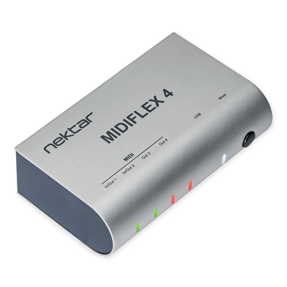 Nektar Technology <br>MIDIFLEX 4