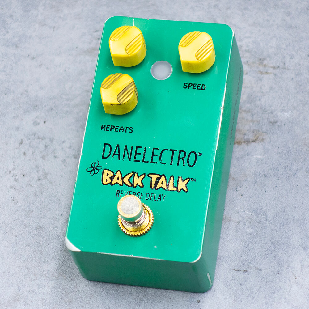 Danelectro <br>BACK TALK [BAC-1]