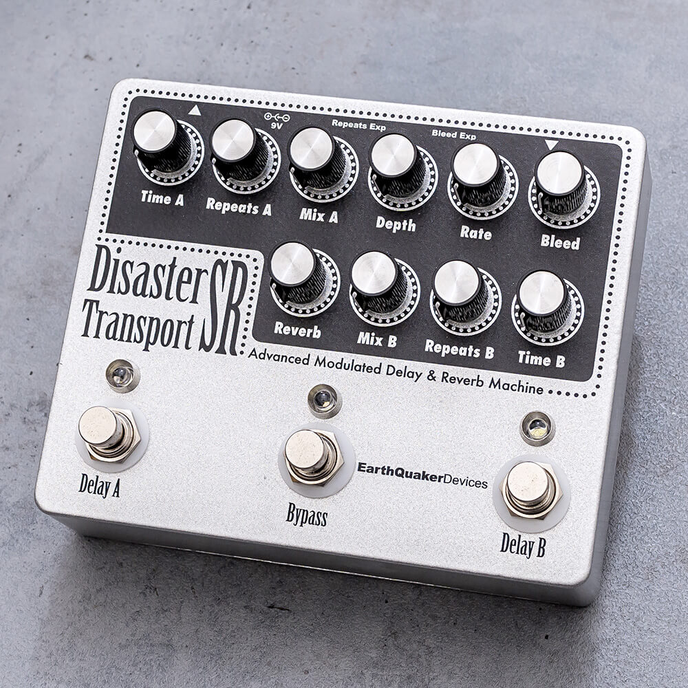 Earth Quaker Devices <br>Disaster Transport SR