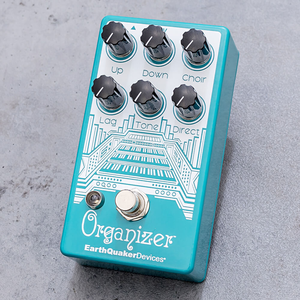 Earth Quaker Devices <br>Organizer