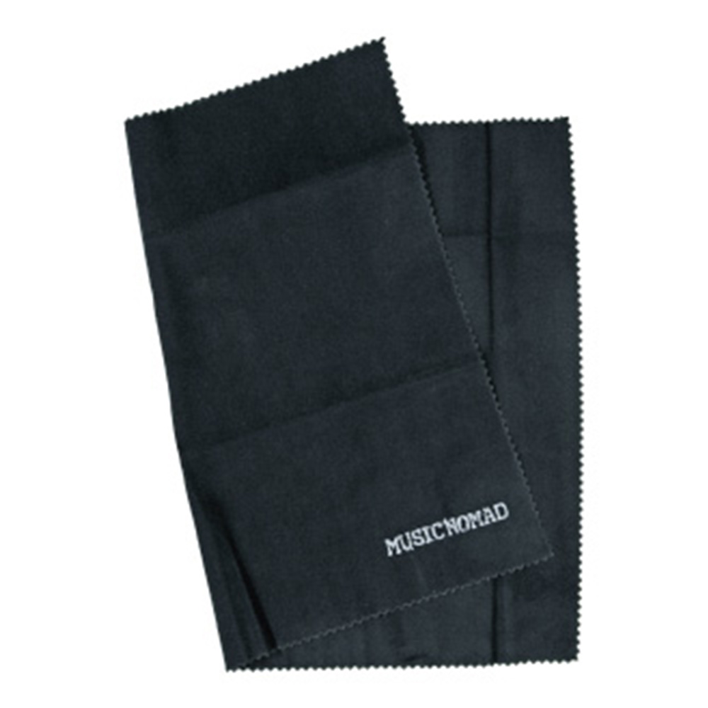 MUSIC NOMAD <br>MN201 Microfiber Suede Polishing Cloth