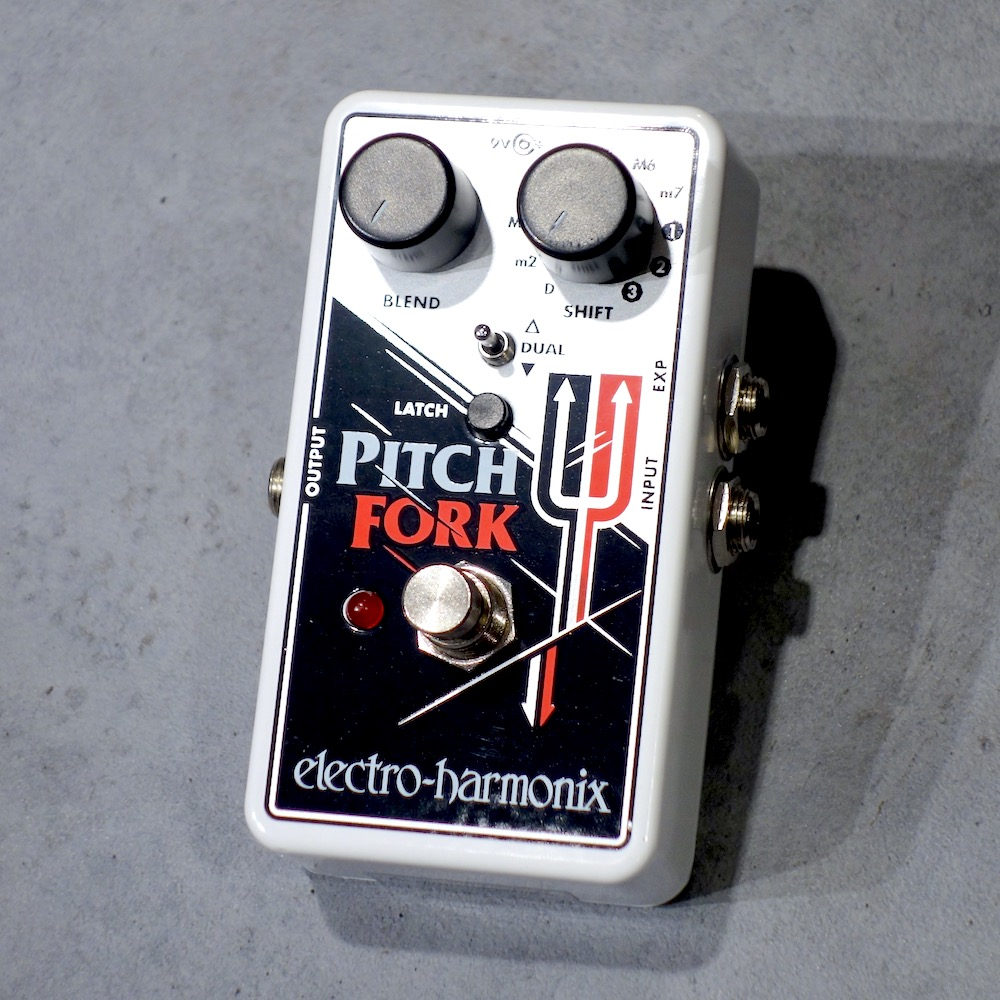 Electro-Harmonix <br>Pitch Fork Polyphonic Pitch Shifter