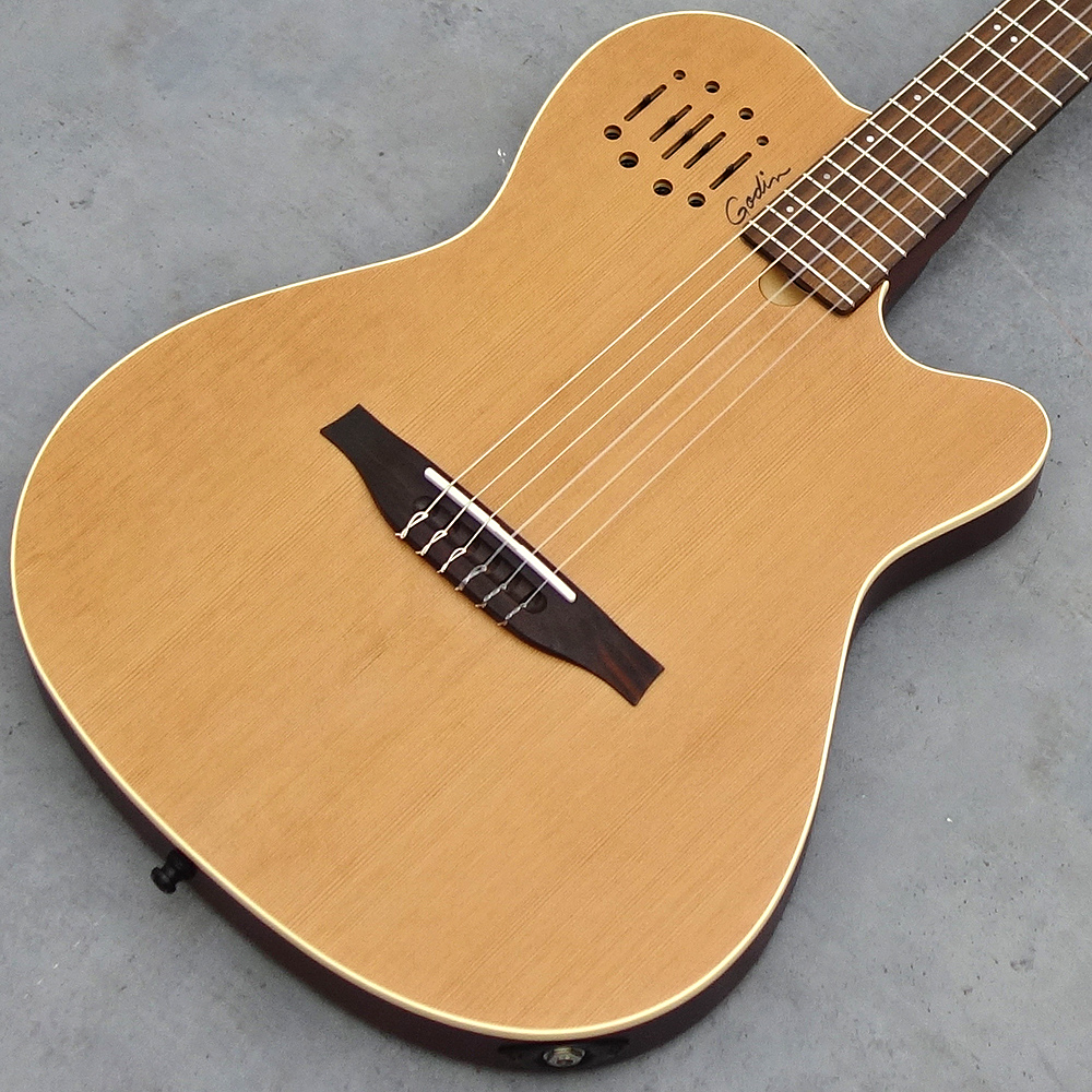 Godin <br>Multiac Nylon Encore Natural