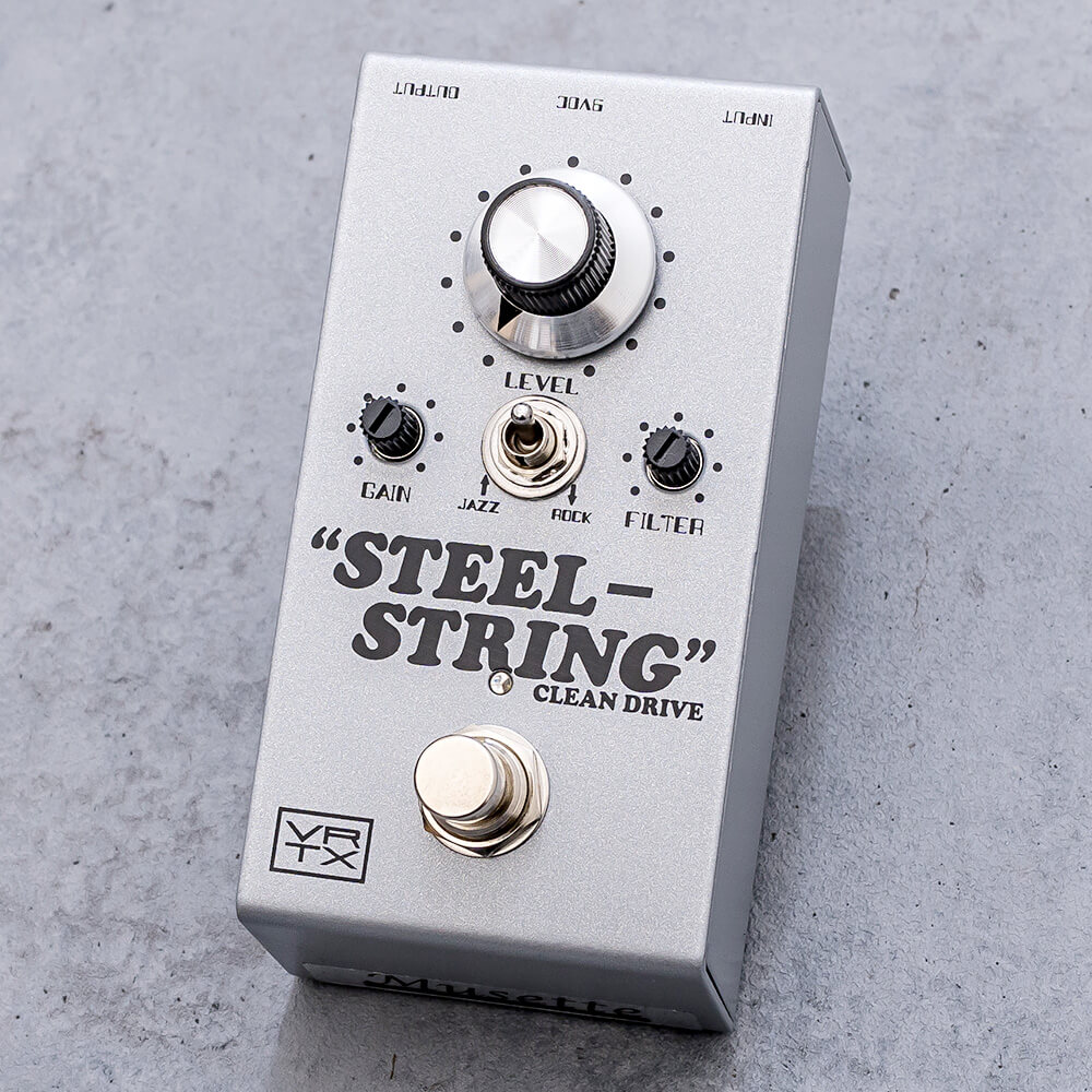 Vertex <br>STEEL STRING CLEAN DRIVE MKII