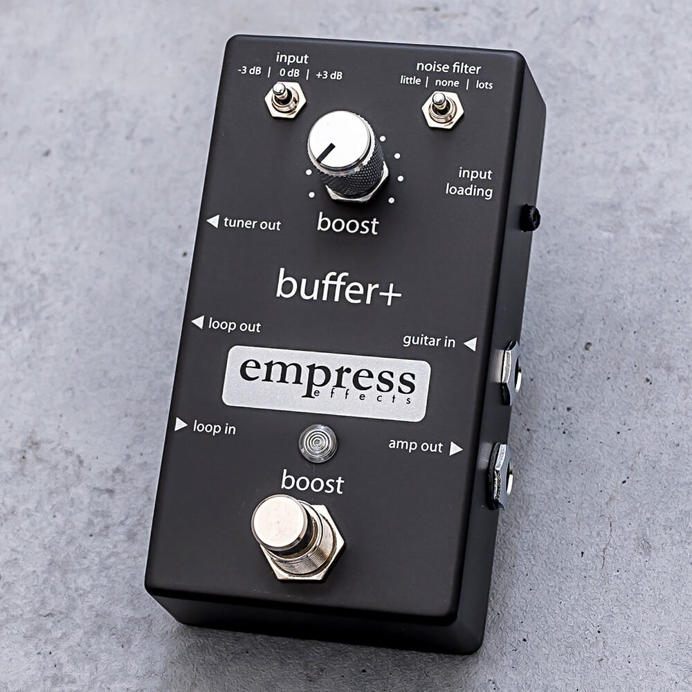 Empress Effects <br>buffer+