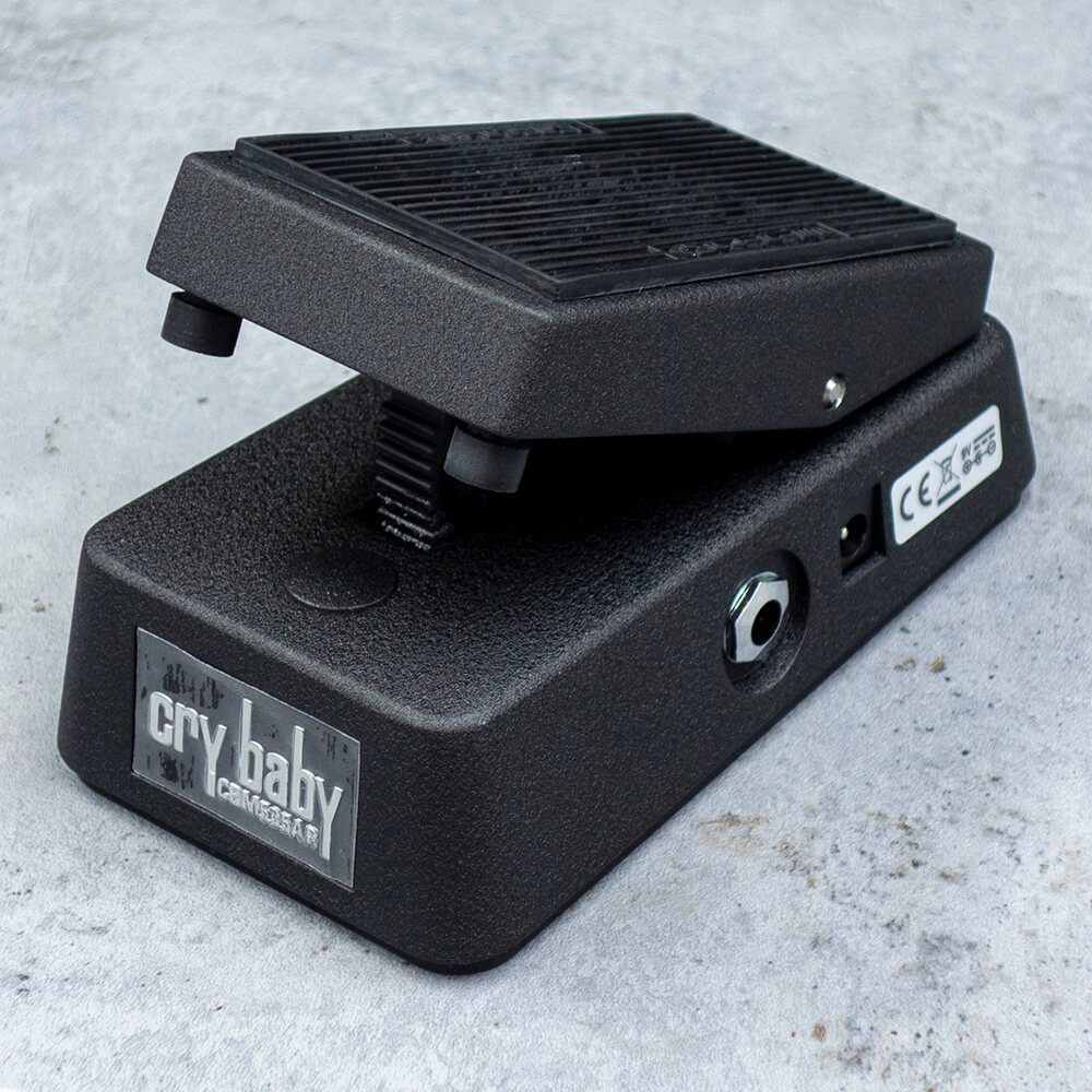 Jim Dunlop <br>CBM535AR MINI 535 AUTO-RETURN WAH